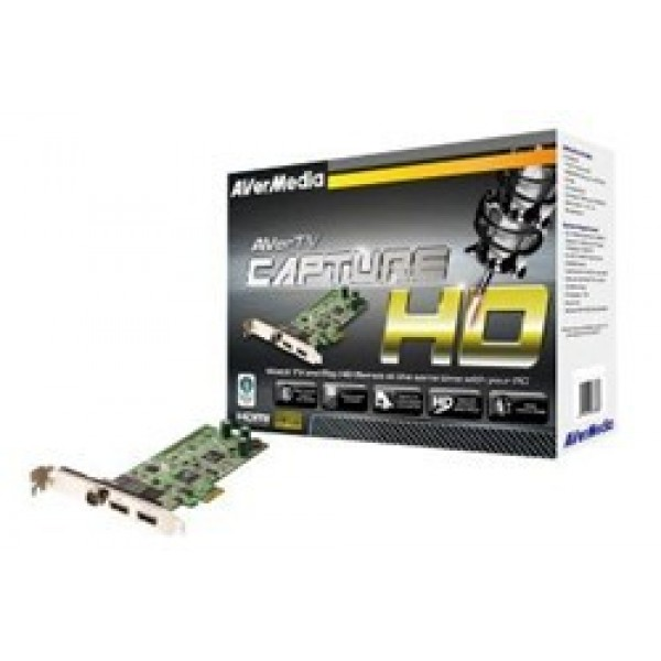 AVerTV Capture HD PCI Express Card
