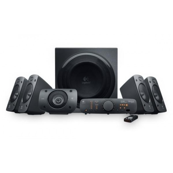 loa Logitech Speakers Z906