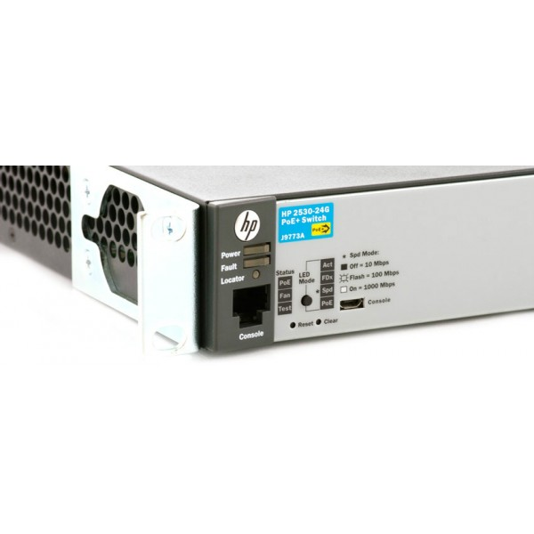 HP Switch 2530-24-PoE